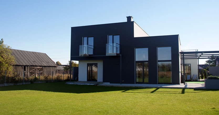 Indywidualne Projekty Domow Projektujemy Nowoczesne Domy W